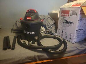Shop.vac Wet/Dry Vacuum 5Gal  5 Peak Hp, 1 1/4