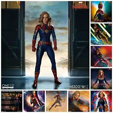 THE ONE:12 COLLECTIVE CAPTAIN MARVEL FIGURE