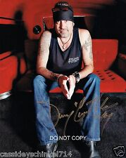 """Danny """"The Count"""" Koker Counting Cars TV Show Reprint Signed 8x10"""" Photo #1 RP"""