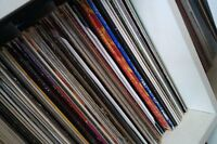 "10 x 12"" dance house progressive house techno trance edm vinyl records job lot"