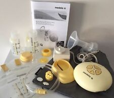 Medela Swing Electric Breast Pump with extras incl 2 Bottles (Same Day Post)