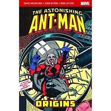 The Astonishing Ant-Man: Origins (Marvel Pocketbook) (Marvel Pocketbooks), David