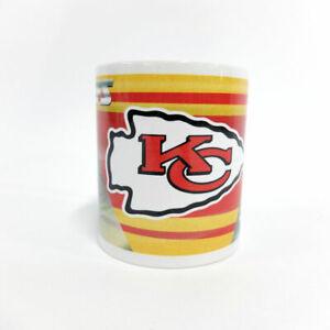Officially Licensed NFL Kansas City Chiefs 11 oz Coffee Mug