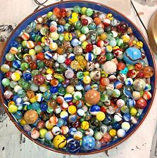 Vintage & Contemporary 25$=25 Marbles Akro Peltier Jabo Etc+Freebies Every Order