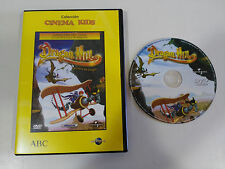 DRAGON HILL LA COLINA DEL DRAGON DVD + EXTRAS CASTELLANO ENGLISH REGION 2