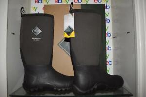 Muck Boot Men's Edgewater Classic Waterproof Hunting Boots ECH-900 Brown M12/W13