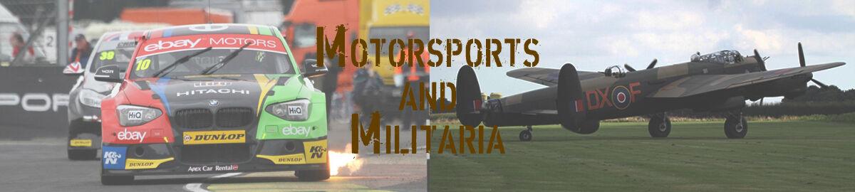 Motorsports & Militaria