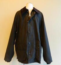 $379 Barbour For JCrew Coll Sylkoil Bedale Jacket 30 dark spearmint green cotton