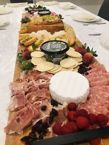 Grazing Serving Cheese Board or Decorative Platter 1.2m Long