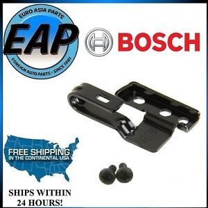For Toyota Honda Subaru Mitsubishi BOSCH Windshield Wiper Arm Adapter Kit NEW
