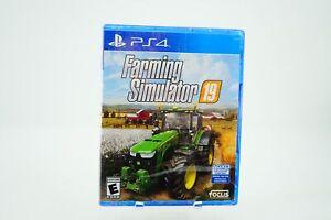 Farming Simulator 19: Playstation 4