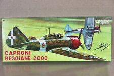 ARTIPLAST 109 1:50 WWII ITALIAN CAPRONI REGGIANE 2000 FIGHTER PLANE MODEL KIT nz