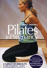 Pilates in Pregnancy 0022891204992 With Lindsey Jackson DVD Region 1