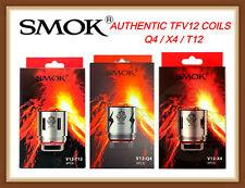 Cheapest 100% Authentic SMOK TFV12 Coils V12- I Q4 I X4 I T6 I T12 I RBA