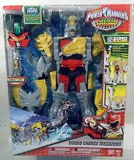 Power Rangers Dino Supercharge Titano Charge Megazord Zord Builder Super Charge