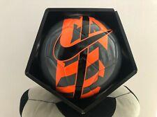Soccer Ball-Nike-Size 3-Hypervenom/React-Replic a-Gray/Orange In Color-New-In Box