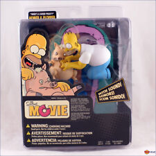 "The Simpsons Movie Homer & Plopper ""Who's a good Piggy"" by McFarlane Toys"
