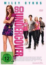 DVD *  SO UNDERCOVER ~ Miley Cyrus  # NEU OVP +