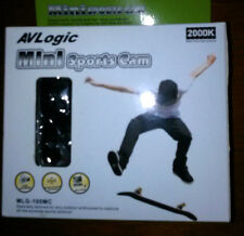 NEW AVLogic Portable Action Mini Sports Cam Camera  MLG-100MC 2G  NIB