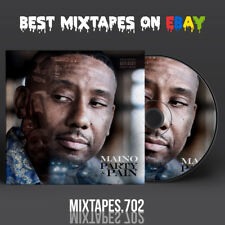 Maino - Party & Pain Mixtape (Full Artwork CD/FrontBack Cover) And