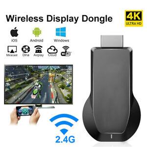 Mirascreen Anycast HDMI Wireless Display Adapter WiFi Screen Mirroring M2 Plus