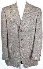 Ermenegildo Zegna Mens Jacket Sport Suit Coat Blazer US46L EU56L Cashmere Silk
