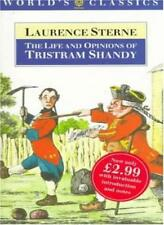 Tristram Shandy: Life and Opinions of Tristram Shandy, Gentleman (World's Clas,