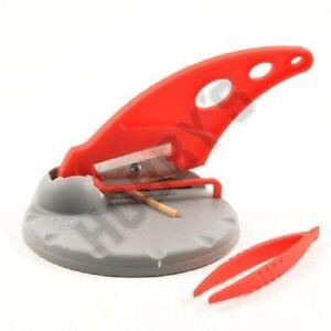 Hobbys Micro Beam Match Stick Splint Cutter + Tweezers (Matchstick KIts) MT6600