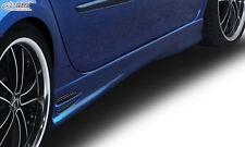 RDX Seitenschweller RENAULT Clio 3 Phase 1 & 2 Schweller Spoiler Set ABS RDSL075