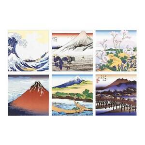 DAISO Japan Ukiyo-e motif chiyogami Ukiyoe Origami Orizuru Japanese pattern