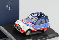 1979 Citroen 2CV 6 Club 1:18 Norev 181498 OVP