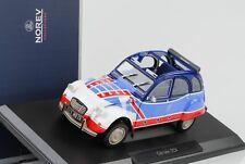 1979 Citroen 2CV 6 Club 1:18 Norev 181498 OVP