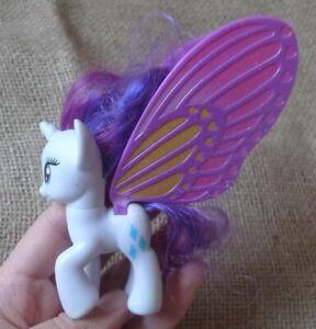 Original Hasbro My Little Pony Friendship Character Toys figure Rarity figurine