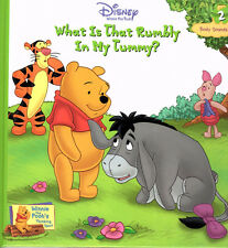 Disney's Winnie the Pooh-WHAT IS THAT RUMBLY IN MY TUMMY? Book 2-2005-Good