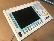 """SIEMENS Simatic Touch Panel PC QF 12"""" 6EQ1132-2EA11-0BA0 Ver. A A5E00098968"""