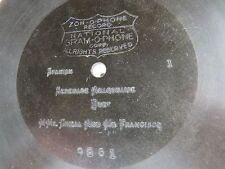 M Me. Chilia & Mr. Francisco - ZONOPHONE 9561 - Serenade Aragonaise  - 7 Inch