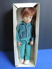 Sasha Doll Gregor With HTF Red Hair In Original Box