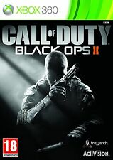 CALL OF DUTY noir Ops 2 XBOX 360 / Xbox One - VERY bonne