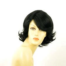 short wig for women black ref edwige 1b PERUK