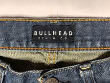 """Pacsun Bullhead Denim Co Dark blue tint cotton Skinny Jean Used GC W 32"""" L 32"""""""