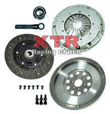 XTR HD CLUTCH KIT & FORGED FLYWHEEL FOR 2000-2006 AUDI TT 1.8L TURBO FWD 5-SPEED