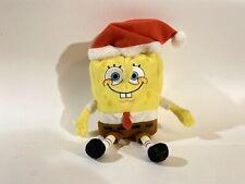 Sponge Bob squarepants  CHRISTMAS SANTA CLAUS HAT From Year 2000 Original