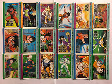 Dragon Ball Z PP Card Reg Set Part 14 36/36