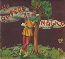 Il Piffero Magico e altre fiabe - Collana Rosa d'Oro Conte anni '50