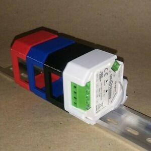 Hutschienenhalterung ZigBee  Hutschienenhalter DIN Schiene / Rail 35 mm