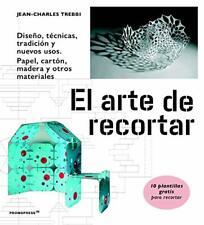 The Art of Cutting - Jean-Charles Trebbi - HARDBACK - VERY GOOD