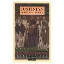 Justinian, MOORHEAD, JUSTIN, Good, Paperback