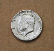 1972 - D Kennedy Half Dollar 50 Cent Coin