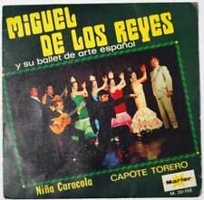 Miguel de los Reyes y su ballet de arte español - Niña Caracola / Capote Torero