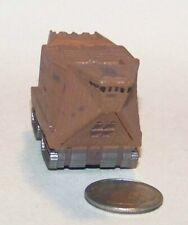 Small Micro Machine Plastic Star Wars Jawa's Crawler